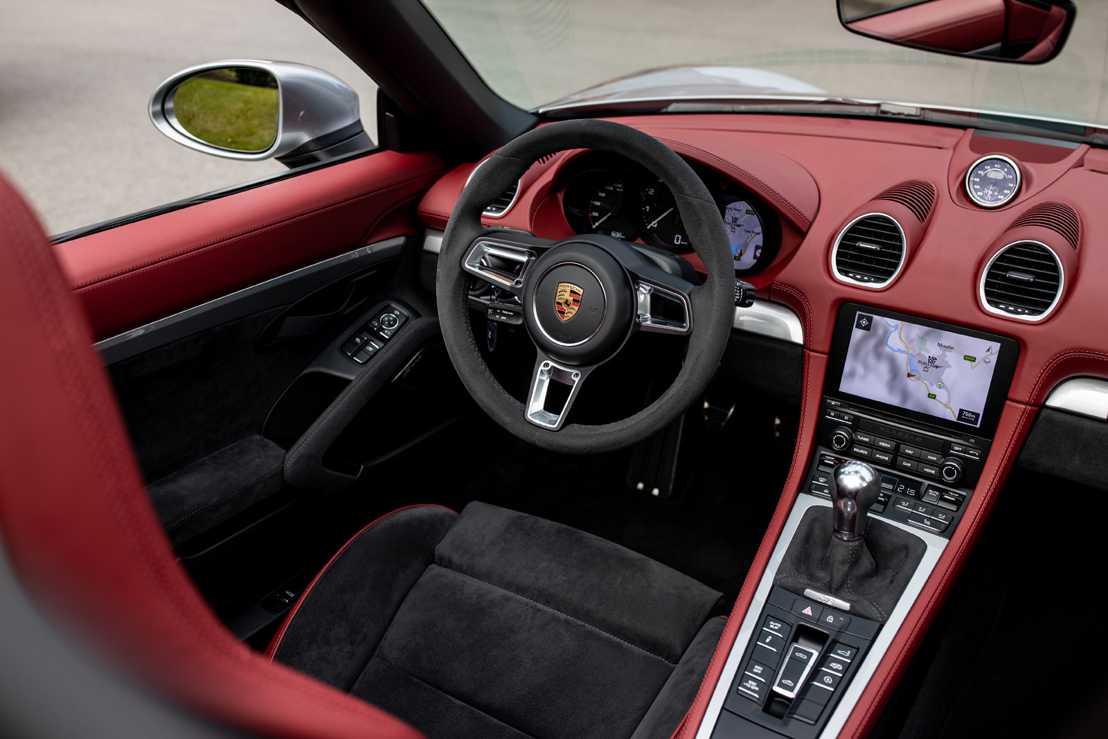Foto de Porsche 718 Spyder (prueba contacto) (184/296)