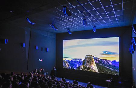 Samsung Cinema Led Onyx Primera Espana Cines Odeon Madrid 2