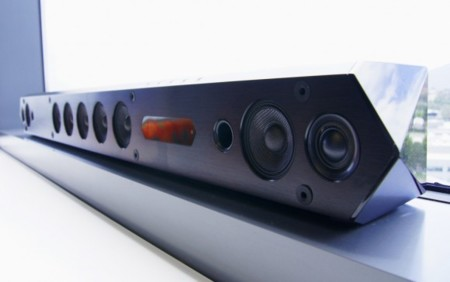 Sony estrena barra de sonido con HT-ST7, soporte NFC y nueve altavoces