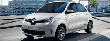 Renault Twingo ZE, el pequeño eléctrico de 250 km de autonomía