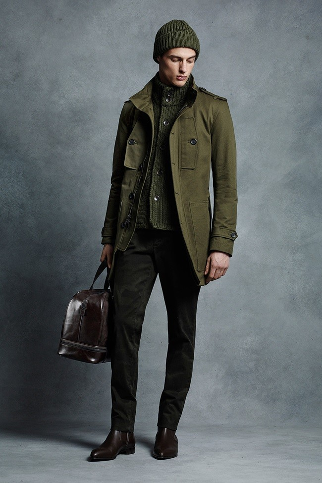 09 03 Military Menswear Trend Fall 2015