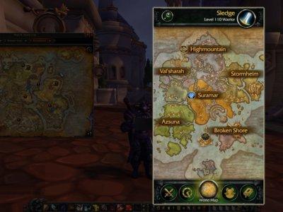 World of Warcraft: Legion permite gestionar tu sede de clase con su aplicación para móviles