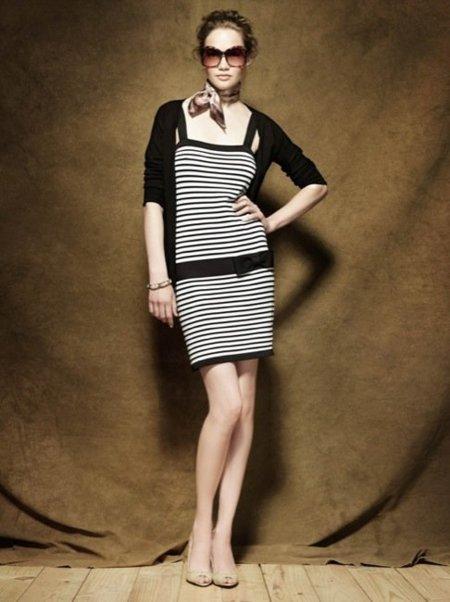 Colección Blanco Pre-Fall 2010: tonos apagados en la ropa antes del otoño II