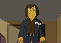 Javier Bardem en Los Simpsons