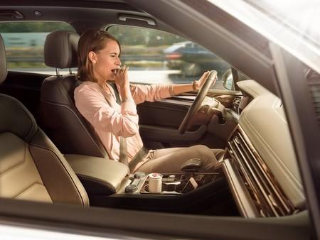 Esta cámara de Bosch no quita los ojos de encima del conductor desde dentro del coche y dice ser capaz de detectar las distracciones