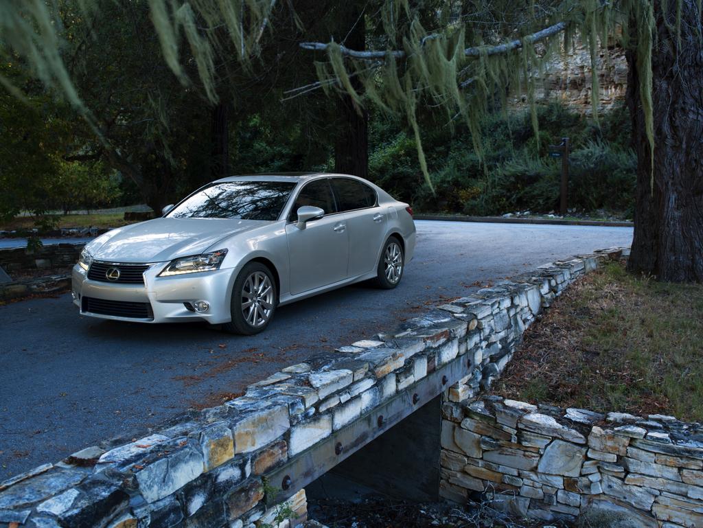 Foto de Lexus GS 2012 (6/21)