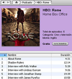 HBO lanza sus podcasts