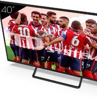 Si no necesitas que tu tele sea inteligente, hoy en Amazon tienes la TD Systems K40DLX11F de 40 pulgadas por sólo 199 euros con 50 de rebaja