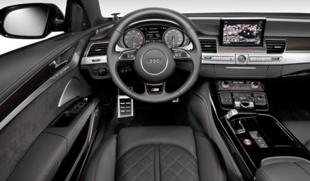 Audi S8 Plus, lo más bestia de la gama A8