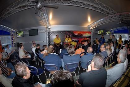 Presentada la Eurocopa Seat León 2008