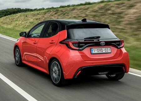 Toyota Yaris Mas Vendido Europa 2