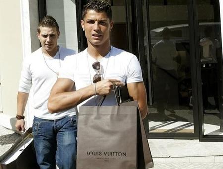 Cristiano Ronaldo será el nuevo diseñador de Louis Vuitton