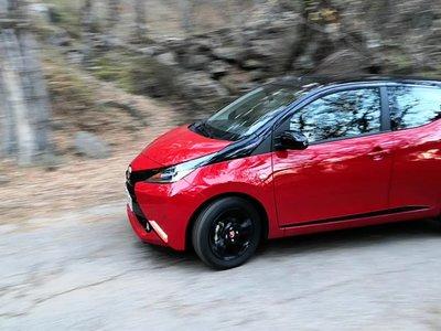 Llevamos al límite el Toyota AYGO x-cite