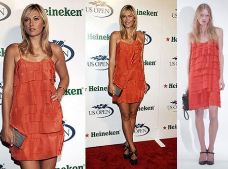 Maria Sharapova de Stella McCartney