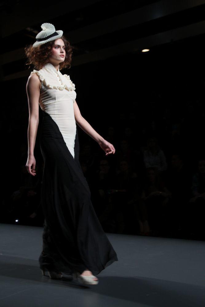 Foto de Alma Aguilar en la Cibeles Madrid Fashion Week Otoño-Invierno 2011/2012 (46/126)