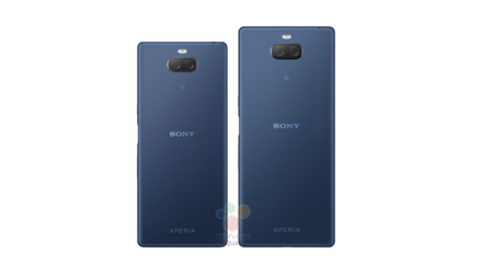 Sony Xperia 10 10 Plus Renders Camaras