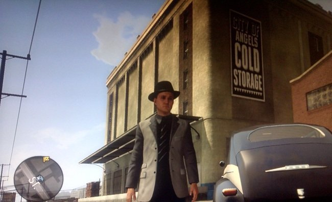 LA Cold Storage Co. en L.A. Noire