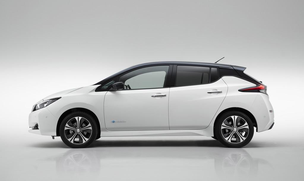 Nissan Leaf 2018 03