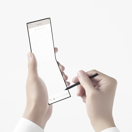 Oppo Concepto Smartphone Plegable