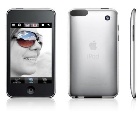 iPod Touch con cámara de fotos, ¿será verdad el rumor?