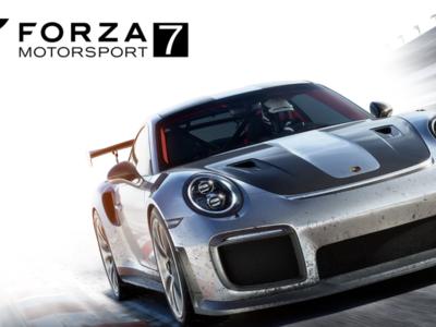 Forza Motorsport 7: clima dinámico, más de 700 autos y optimizado para correr en 4K