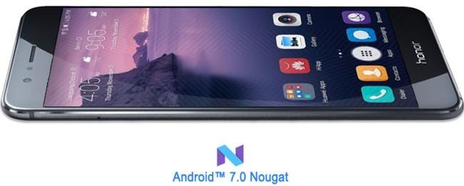Huawei confirma que Android Nougat llegará al Honor 8 en febrero