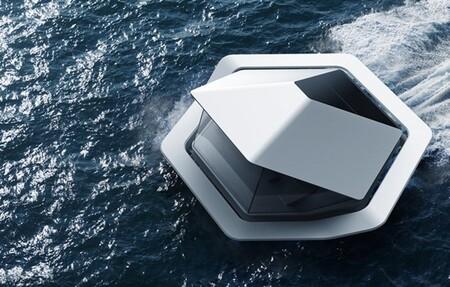Sony se imagina un futuro 2050 en el que los 'refugiados climáticos' vivirán en casas acuáticas moviles