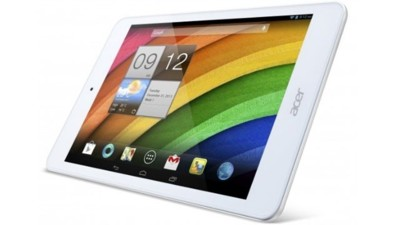 Acer A2-810, renovación en las ocho pulgadas con hardware Intel