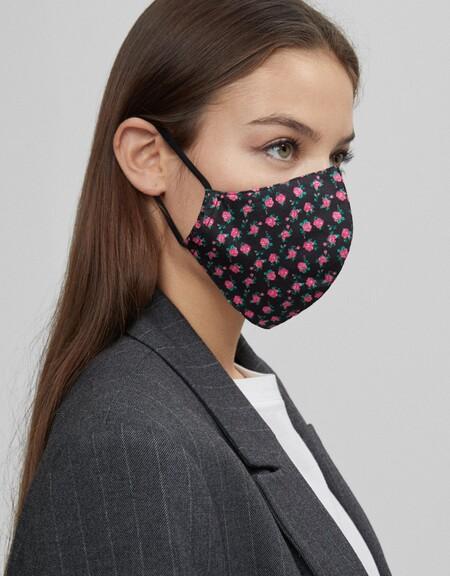 Bershka Cobertor Facial Rebajas 2021 04