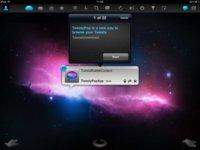TweetyPop, otro cliente (más) de Twitter en 3D para iPad: A Fondo