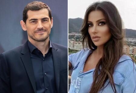 """La cantante Sara Denez desmonta por completo su """"romance"""" con Iker Casillas (y le basta con una imagen para callarnos la boquita)"""