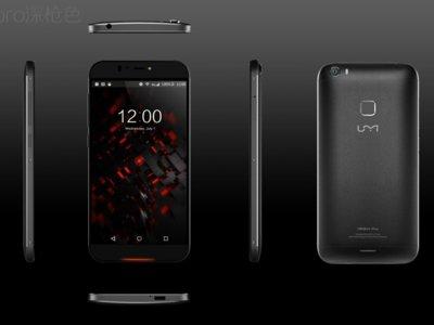 UMi iRon Pro se basará en tres sentidos para ser uno de los teléfonos más seguros del mercado
