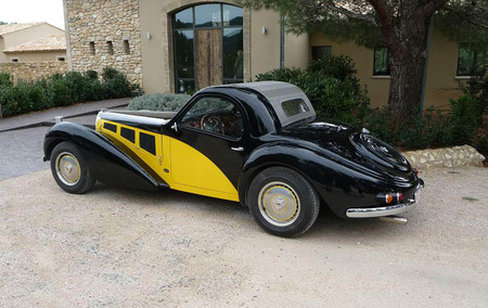 De la chapelle Bugatti