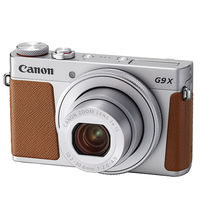 PowerShot G9 X Mark II, la nueva incorporación a la familia de compactas premium de Canon