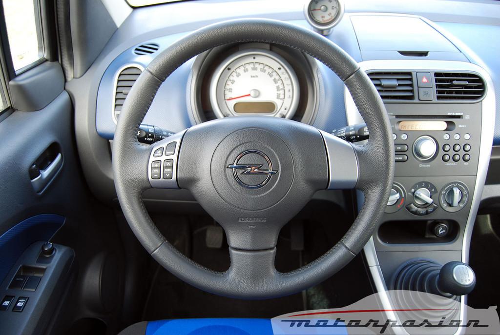 Foto de Opel Agila (prueba) (20/44)