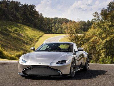 El nuevo Aston Martin Vantage ya es un éxito: la producción del primer año está casi vendida