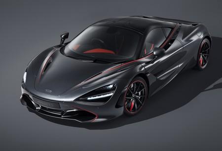 McLaren 720S Stealth, el más reciente proyecto de MSO está inspirado en el F1 GTR de 1995