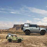El Land Rover Defender Lego será uno de los modelos que más trabajo y tiempo te llevará armar