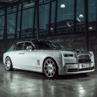 SPOFEC se atreve con el Rolls-Royce Phantom y le inyecta una sobredosis de tuning