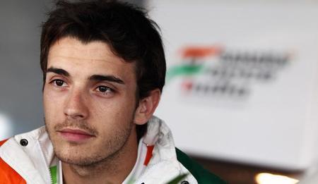 Jules Bianchi ficha por Marussia. Ya es oficial