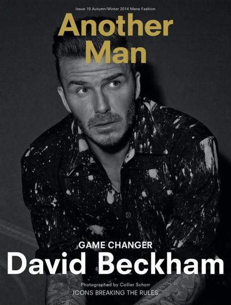 David Beckham es 'Otro Hombre'