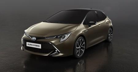Toyota Auris Hybrid 180 Cv