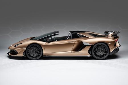 Lamborghini Aventador Svj Roadster 2019 007