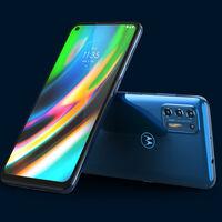 El Moto G9 Plus está de oferta en Amazon México, el famoso gama media de Motorola por 5,688 pesos