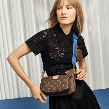 El bolso Multi Pochette de Louis Vuitton está arrasando tanto que tiene lista de espera