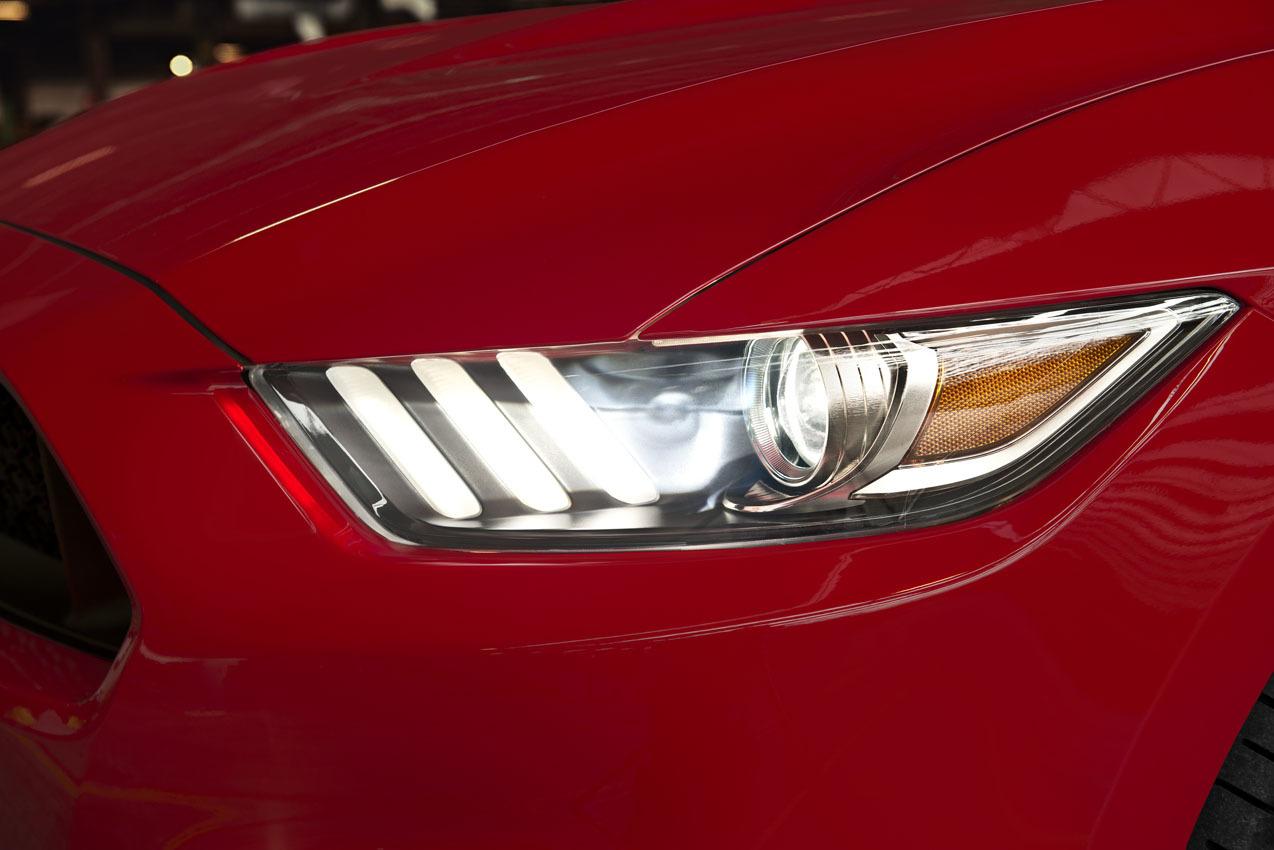 Foto de Ford Mustang 2015 (1/53)