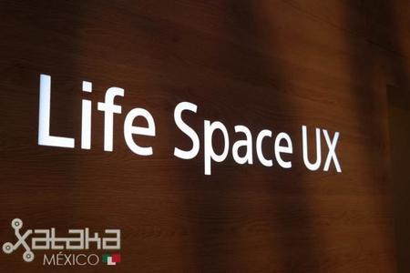Life Space UX, primeras impresiones  de cómo  Sony visualiza la casa del futuro