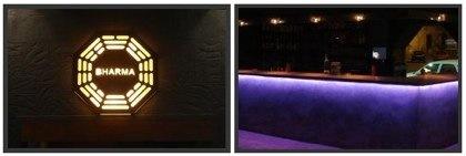 Bharma, bar inspirado en Lost