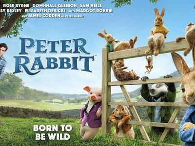 """La cumbre de los boicots absurdos: que Sony pida disculpas porque Peter Rabbit es acusada de """"retrato insensible de las alergias"""""""