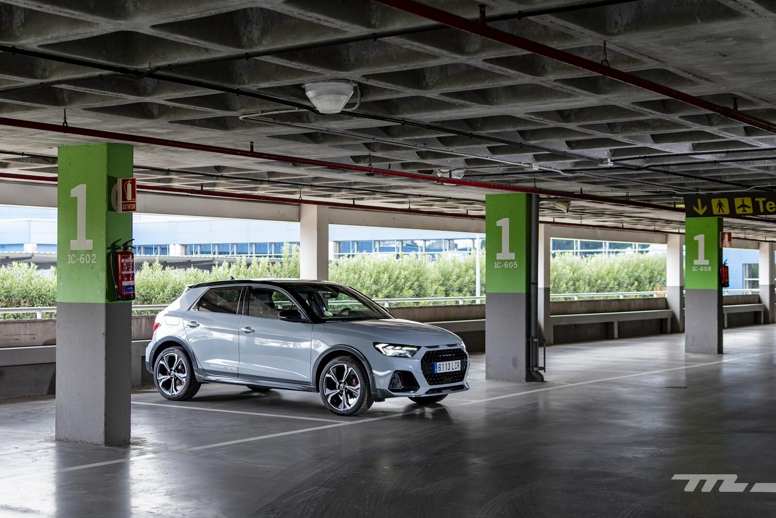 Foto de Audi A1 Citycarver 2020 prueba (27/39)